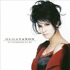 OLGA TANON TE ACORDARAS DE MI NEW FACTORY SEALED CD