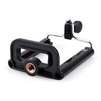 Camera Stand Clip Bracket Holder Monopod Tripod Mount Adapter for Mobile phones