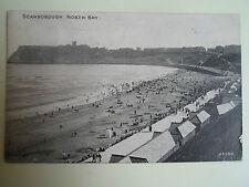 Vintage Postcard NORTH BAY Scarborough Franked+Stamped c. 1925   #19