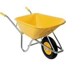 FORT Site Shifter 500 Heavy Duty Wheelbarrow Yellow