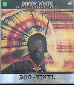 Barry White, Is This Watcha Wont?, Vinyl Album EX / EX CON