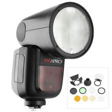 Round Head Speedlite Plus Accessory Kit V1 Canon Lighting Flashgun Modifier Set