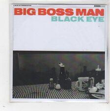 (FW457) Big Boss Man, Black Eye - 2009 DJ CD