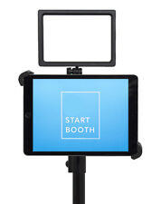 G10 Pro DIY iPad Photo Booth Portable Tripod Stand with 160 LED Light Kit
