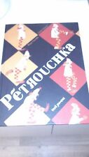 Pétrouchka - Claude Clément - Ed. Seuil Jeunesse