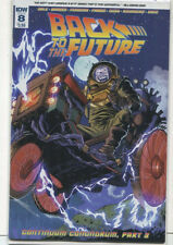 Back To The Future #8 NM IDW Comics CBX6A