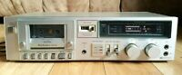 Technics Stereo Cassette Deck Tape RS-M218 Made in Japan - TESTED & WORKS