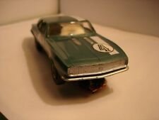 Vintage Revell Camaro SS slot car 1/32 offered by MTH