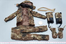 "FLAGSET FS 73018 1/6th Chinese border guards Camouflage suit F 12"" Figure"