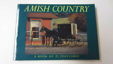 Postcard-Amish Country by BrownTrout Staff (1996, Paperback), 21 Postcards