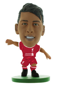 Firmino Liverpool FC SoccerStarz Mini Soccer Figure 2 Inches Officially Licensed