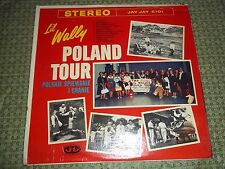Vtg. Vinyl LP Record Album, Polish, Li'L Wally (Maly Wladziu) Jay Jay 5101