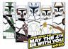 Star Wars Clone Troopers May the 4th 2020 Pin – Disney Limited Edition