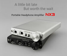 TOPPING NX3 Portable Headphone Earphone Amplifier HIFI Stereo Audio Amp