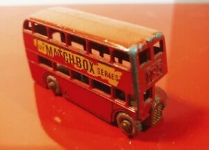 Matchbox Series N 5 Bus London MADE IN ENGLAND Superfast