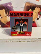 Mazinga Z Mazinger POPY BANDAI FIGURE GASHAPON Go Nagai Robot Mecha Gold CGA-01G