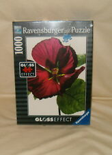 Ravensburger Jigsaw Gloss Effect  Hibiscus Flower 1000 Piece Puzzle SEALED