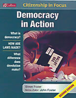 Citizenship in Focus - Democracy in Action - Politics Book Aus Stock