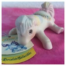 My Little Pony Rainbow First Born Porcelain Figurine 1985 Vintage New