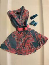 Vintage Barbie Ruffles N Swirls Outfit #1783 Mattel