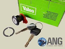 VALEO MGR V8 1992-1995 NOS RIGHT HAND DOOR LOCK & 2 KEYS (XRH69H)