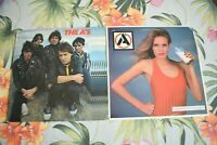 2 The A's Self Title & A Womans got the Power 1978 1981 1st press Vinyl Record