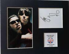 Oasis Pop Music Autographs