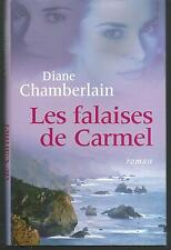 Les falaises de Carmel.Diane CHAMBERLAIN.France loisirs C003