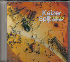 Keizer Featuring Lil Kleine-Spijt Promo cd single
