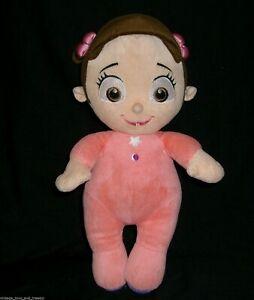 "12"" DISNEY BABIES MONSTERS INC BABY GIRL BOO STUFFED ANIMAL PLUSH TOY DOLL SOFT"