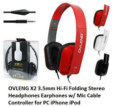 Ovleng X2 Headphones Promotion (White)