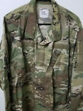 OCP SCORPION ARMY/AIR FORCE ISSUE UNIFORM TOP LARGE REGULAR COTTON/NYCO