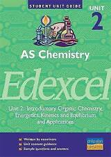 AS Chemistry Edexcel Introductory Organic Chemistry Energetics Kinetics UNIT 2