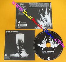 CD HELL IS FOR HEROES The Neon Handshake 2003 Europe EMI no lp mc dvd (CS12)