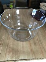"""Krystof Crystal Dartmouth College Crystal Glass Etched Bowl 40 Years 9"""" W 6"""" T"""