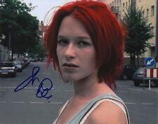 Franka Potente. Run Lola Run Beauty - Signed
