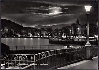 AA4174 Genova - Provincia - Rapallo - Passeggiata a mare - Notturno - Cartolina