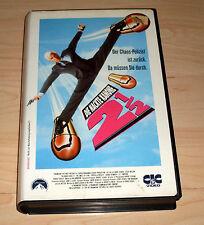 VHS - Die nackte Kanone 2 1/2 ( 2,5 ) Leslie Nielsen - Komödie - Videokassette