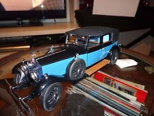 Franklin Mint Rolls Royce 1929 Phantom 1