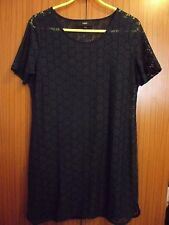 WOMEN'S 2-PIECE NAVY DRESS SET, SIZE 12 BY NEXT