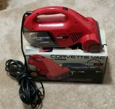 Eureka Corvette Vac Handheld Vacuum for Cleaning Car & Interior Detailing w/ Box