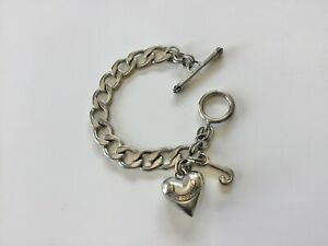 Juicy Couture Bracelet Silver