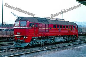 PE-Foto 10x15 DR 120 023-7 Saalfeld 1975 / F209886
