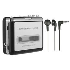 Ezcap USB Convertitore CD Cassette Tape-to-mp3/pc Lettore Musicale Stereo V5n9