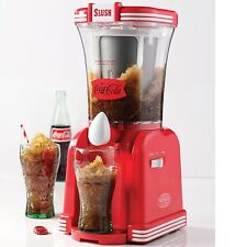 Nostalgia Electrics Coca-Cola Series Slush Maker, RSM650COKE New