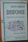 Disfonie - Abbiezzi - Genesi,1992 - R
