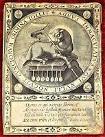 5 GRAVURES DE THOMAS DE LEU. SUR PAPIER. FRANCE. XVI-XVII SIÈCLE