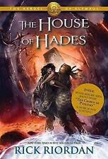The House of Hades (Heroes of Olympus, The, Book Four) by Rick Riordan (Paperback / softback, 2015)