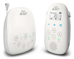 PHILIPS Avent SCD713/26 DECT Babyphone Nachtmodus Temperaturanzeige B-Ware