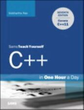 Sams Teach Yourself C++ in One Hour a Day by Siddhartha Rao (English) Paperback